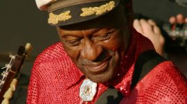 Chuck Berry Bio, Net Worth, Facts