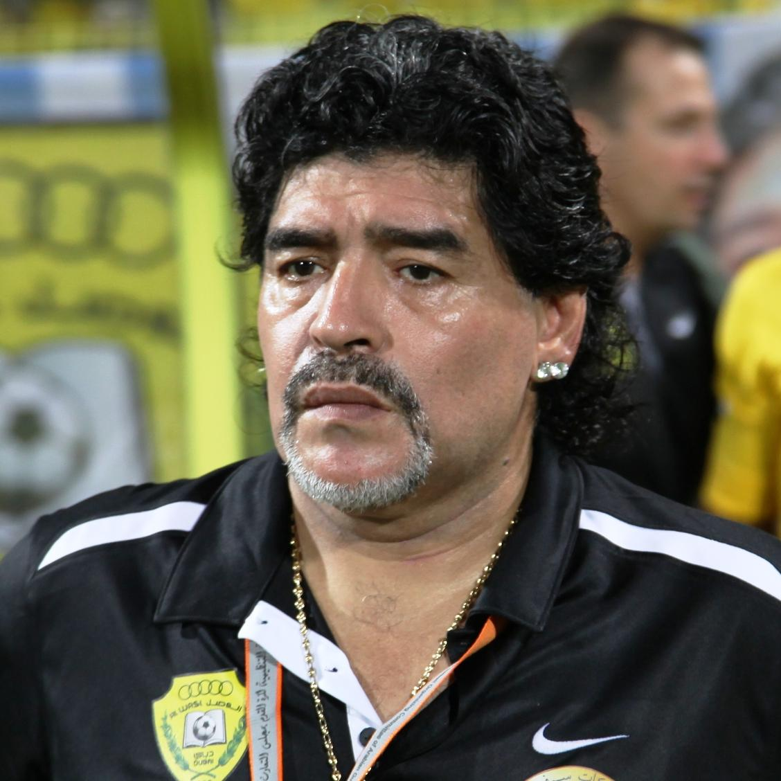 Diego Maradona Bio, Net Worth, Facts