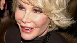 Joan Rivers Bio, Net Worth, Facts