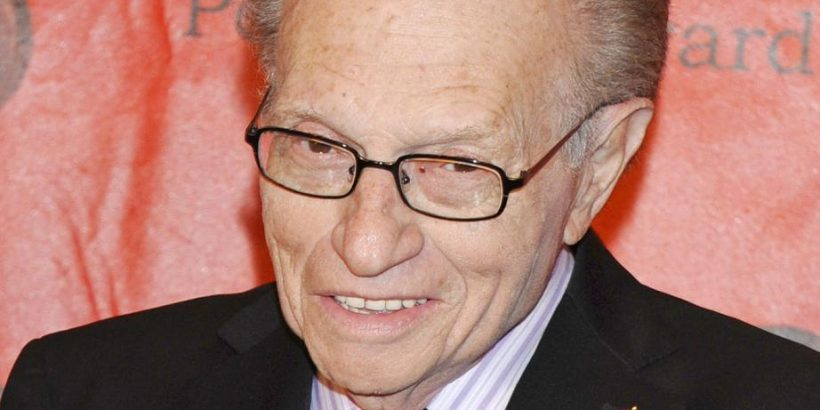 Larry King Bio, Net Worth, Facts