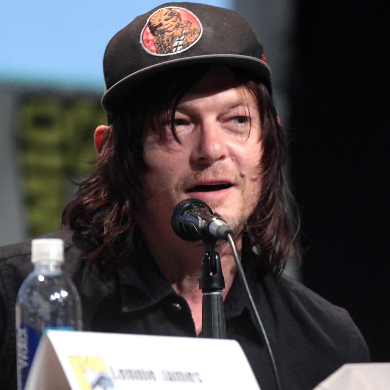 Norman Reedus Bio, Net Worth, Facts