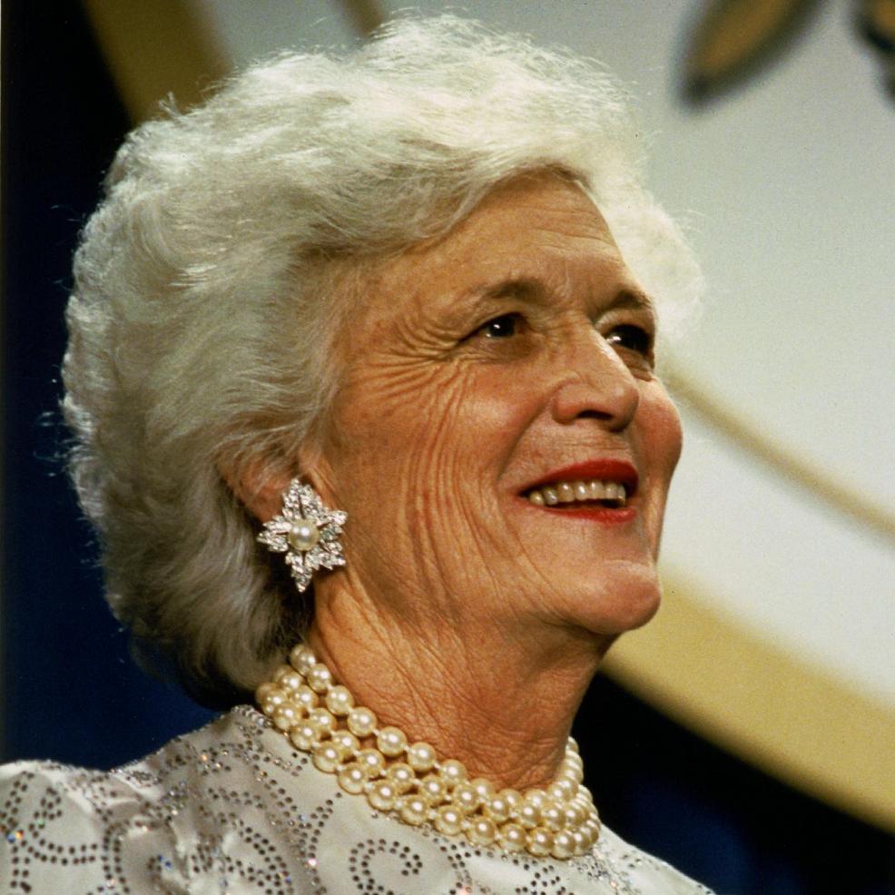Barbara Bush Bio, Net Worth, Facts