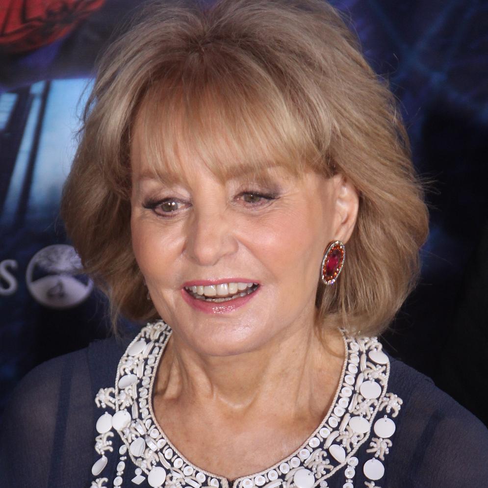 Barbara Walters Bio, Net Worth, Facts