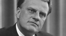 Billy Graham Bio, Net Worth, Facts