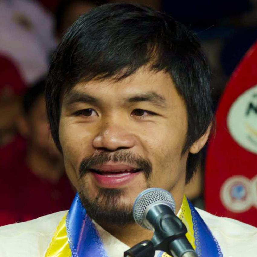 Manny Pacquiao Bio, Net Worth, Facts