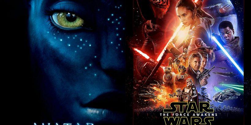 Star Wars VII vs Avatar: Epic Box Office Battle of History