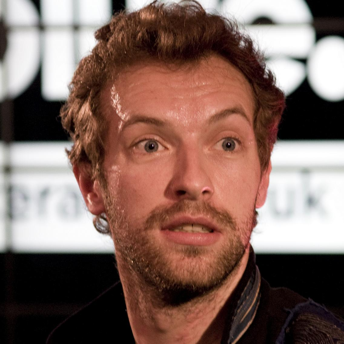 Chris Martin Bio, Net Worth, Facts