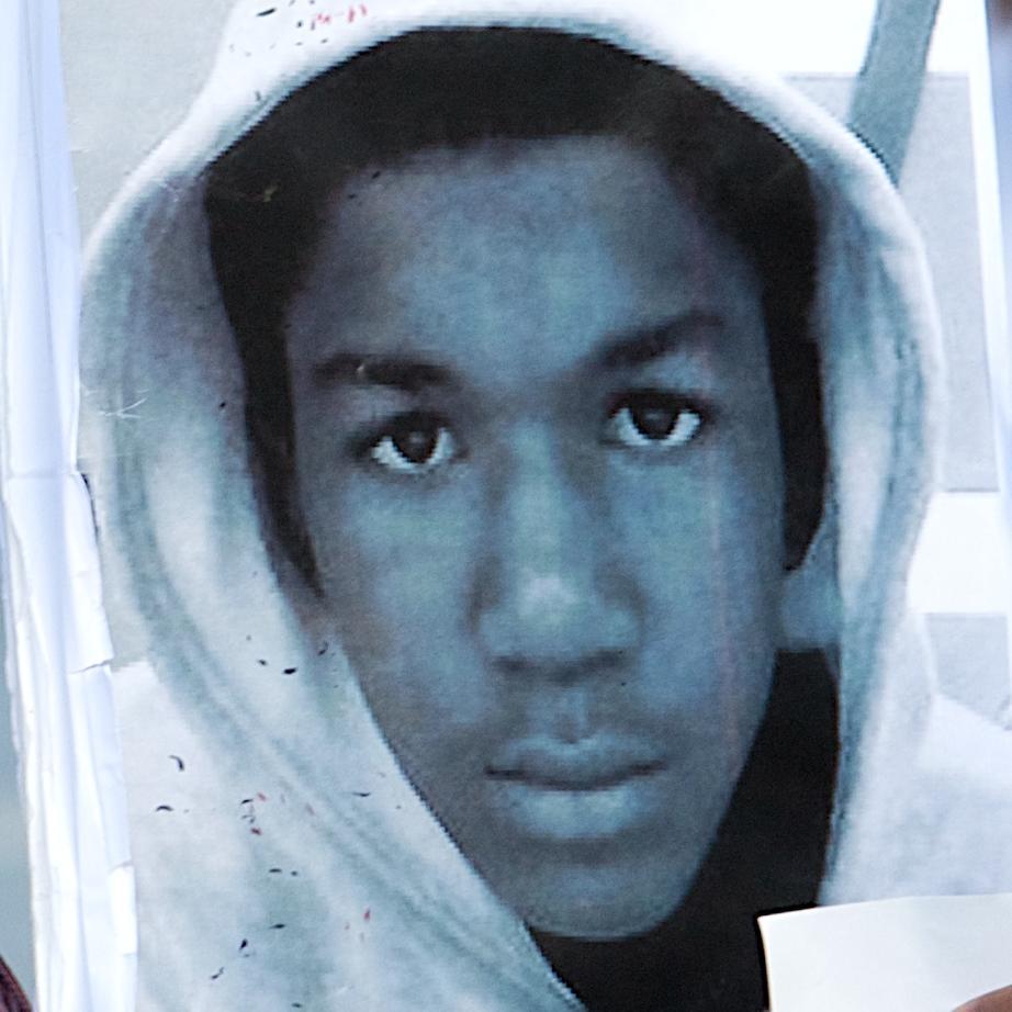 night trayvon martin died - 922×922