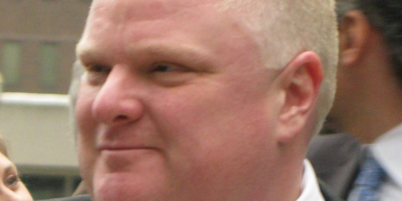Rob Ford Bio, Net Worth, Facts