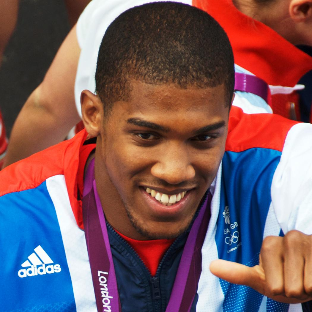 Anthony Joshua Bio, Net Worth, Facts