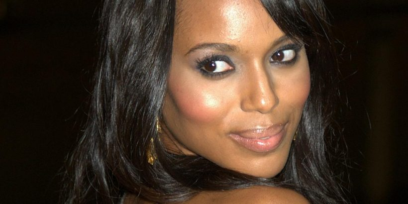 Kerry Washington Bio, Net Worth, Facts