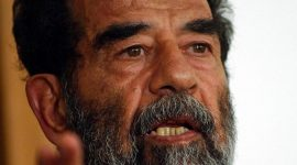 Saddam Hussein Bio, Net Worth, Facts