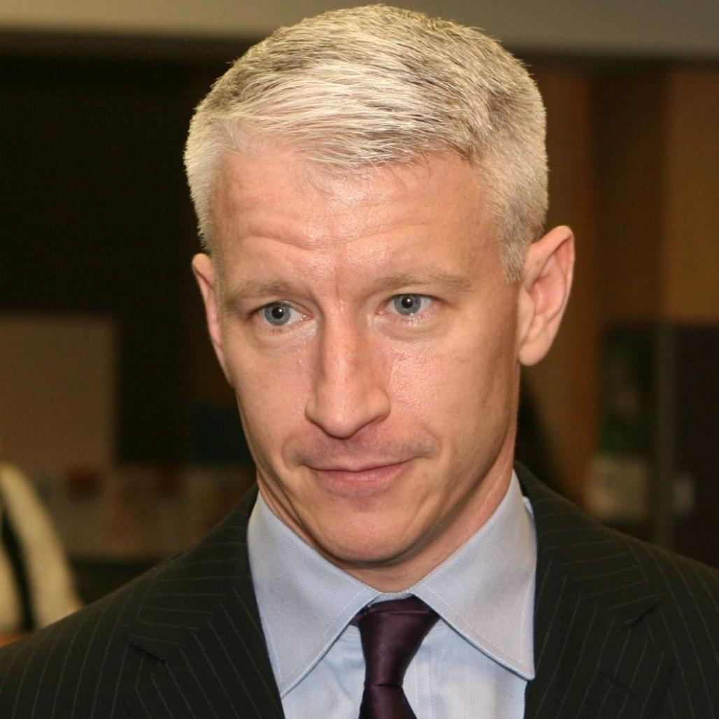 Anderson Cooper Bio, Net Worth, Facts