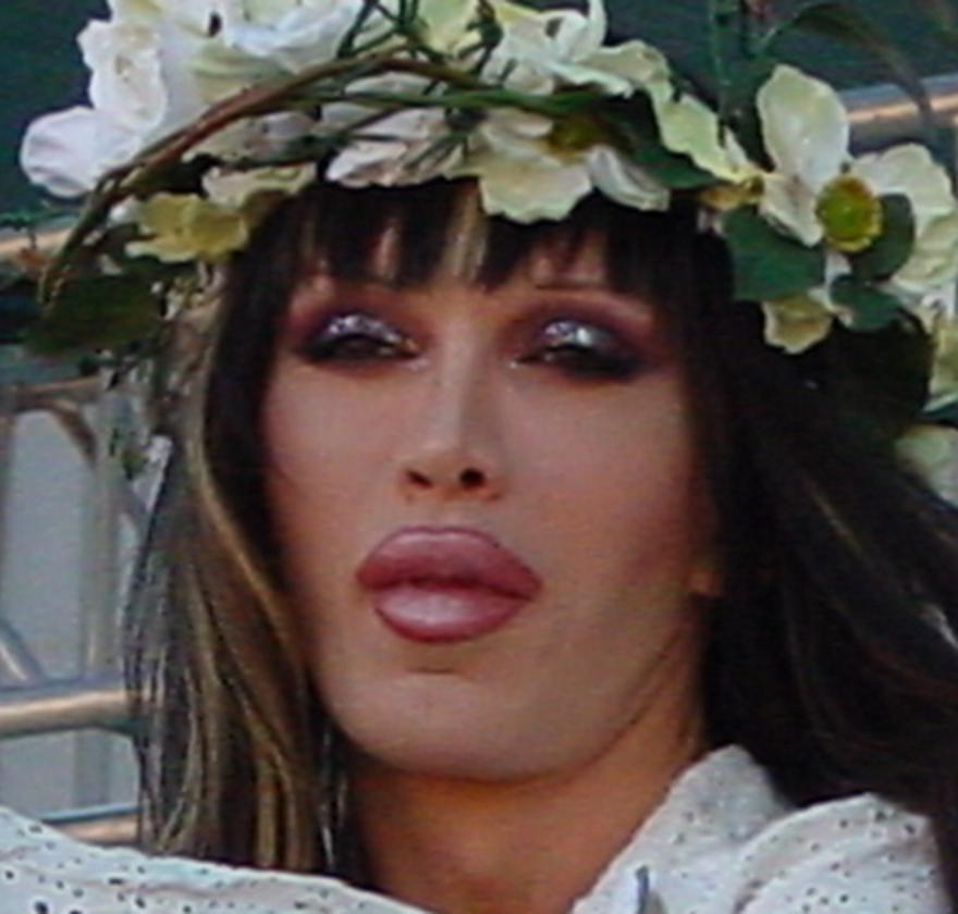 Pete Burns 1995