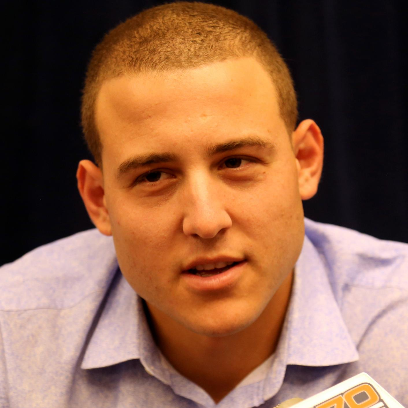 Anthony Rizzo Bio, Net Worth, Facts