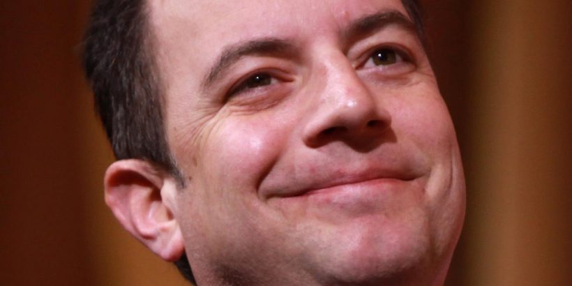 Reince Priebus Bio, Net Worth, Facts