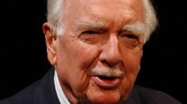 Walter Cronkite Bio, Net Worth, Facts