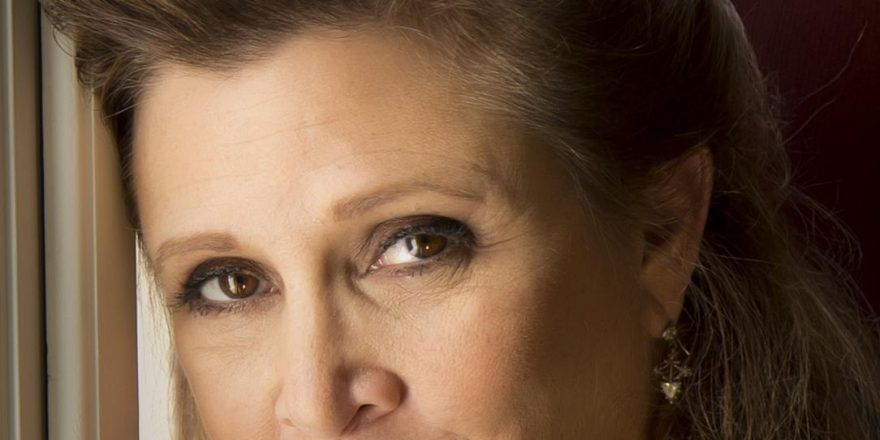 Carrie Fisher Bio, Net Worth, Facts