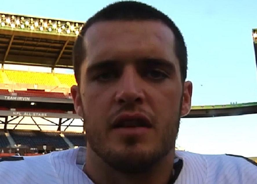 Derek Carr Bio, Net Worth, Facts
