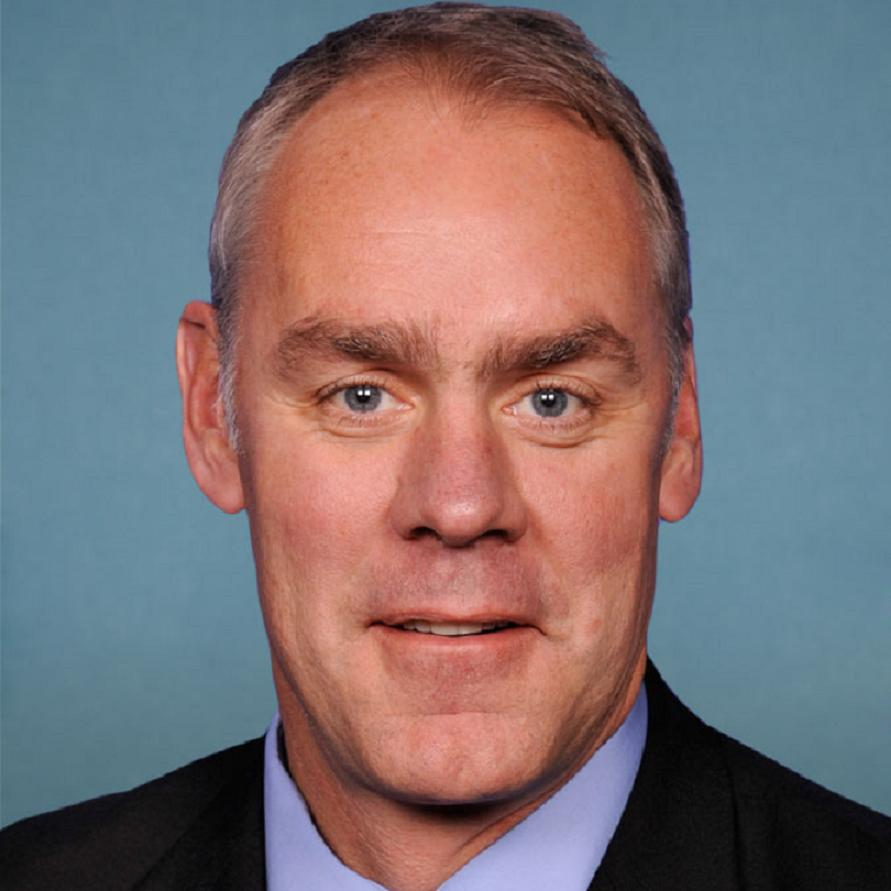 Ryan Zinke Bio, Net Worth, Height, Facts | Dead or Alive?