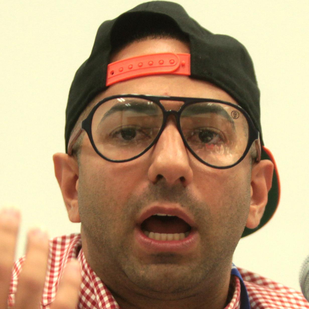 yousef erakat biography