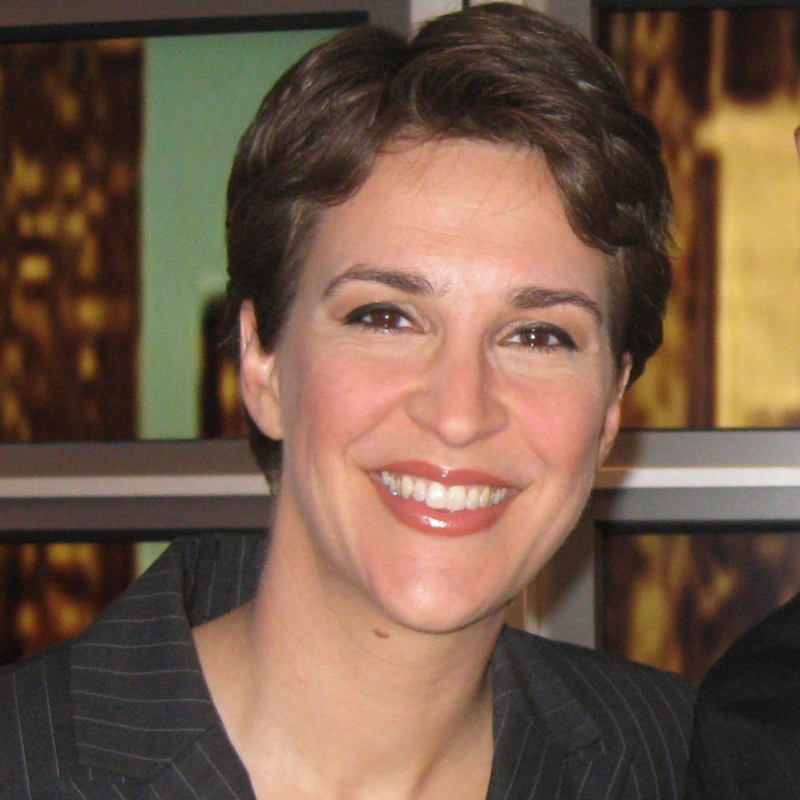 Rachel Maddow Bio, Net Worth, Facts