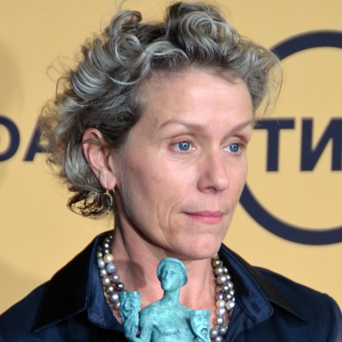 Frances McDormand Bio, Net Worth, Facts
