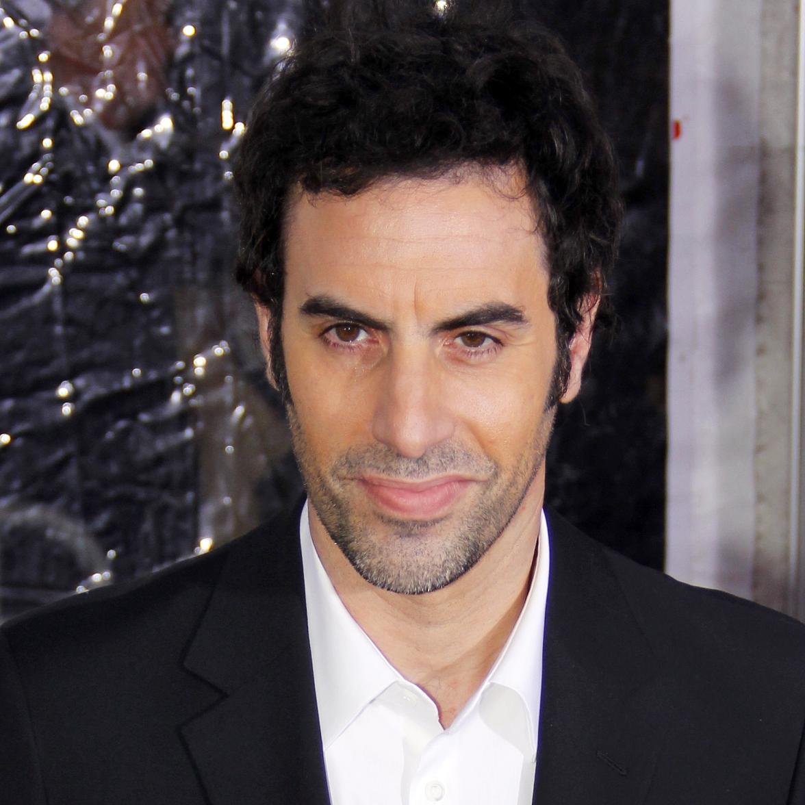 Sascha Baron Cohen
