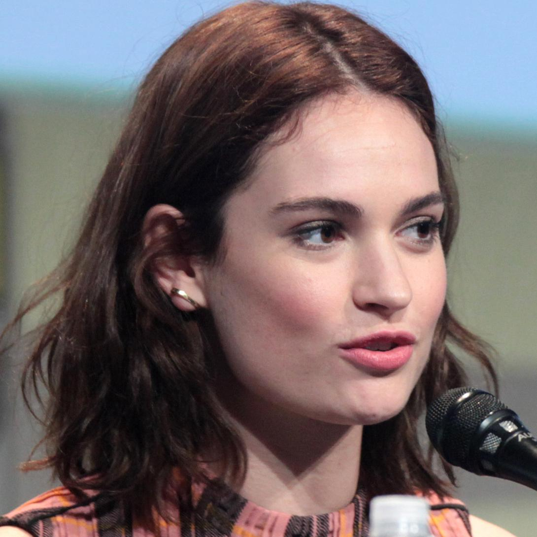 Lily James Bio, Net Worth, Facts